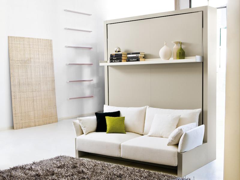 et pourquoi pas une armoire lit canap escamotable. Black Bedroom Furniture Sets. Home Design Ideas