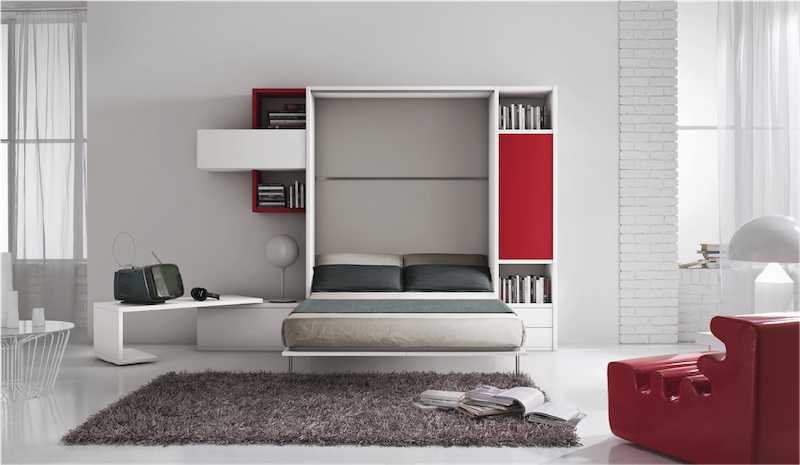 fabriquer un lit escamotable horizontal qz51 jornalagora. Black Bedroom Furniture Sets. Home Design Ideas